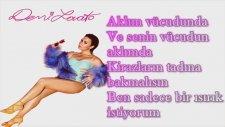 Demi Lovato-Cool For Summer Türkçe Çeviri(Lyrics turskısh Translation)