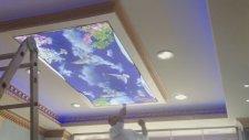 Gergi Tavan Nasıl Yapılır- Barissol Tavan - Öztaş Yapı Dekorasyon