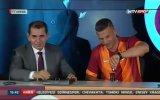 Galatasaray'ın Podolski'ye Çay İçirmesi