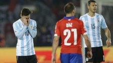 Şili 4-1 Arjantin (Maç Özeti - Penaltılar)