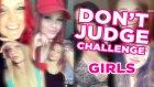 Don't Judge Challenge Derlemesi En İyiler 2015 #dontjudgechallenge