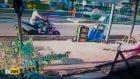 Ölümlü Motosiklet Kazası Kamerada