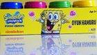 Sünger Bob Oyun Hamuru Seti Oyuncak Tanıtımı Oyun Hamuru TV Videoları