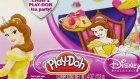 Disney Prenses Belle Sihirli Çay Partisi Play Doh Oyun Hamuru Seti Oyuncak Tanıtımı Oyun Hamuru TV