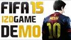 Fifa 15 Demo Playstation 4'te Sizin İçin Oynadık 1080HD