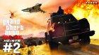 Gta V Online 2.Bölüm Humane Raid  Heist