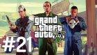 Gta V Playstation 4  Bölüm.21 Maskeli Operasyon