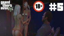 Gta V Playstation 4 Türkçe  Bölüm.5 Striptiz Club