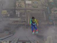 Gökdelenden Çeşit Çeşit Atlamak (Dubai)