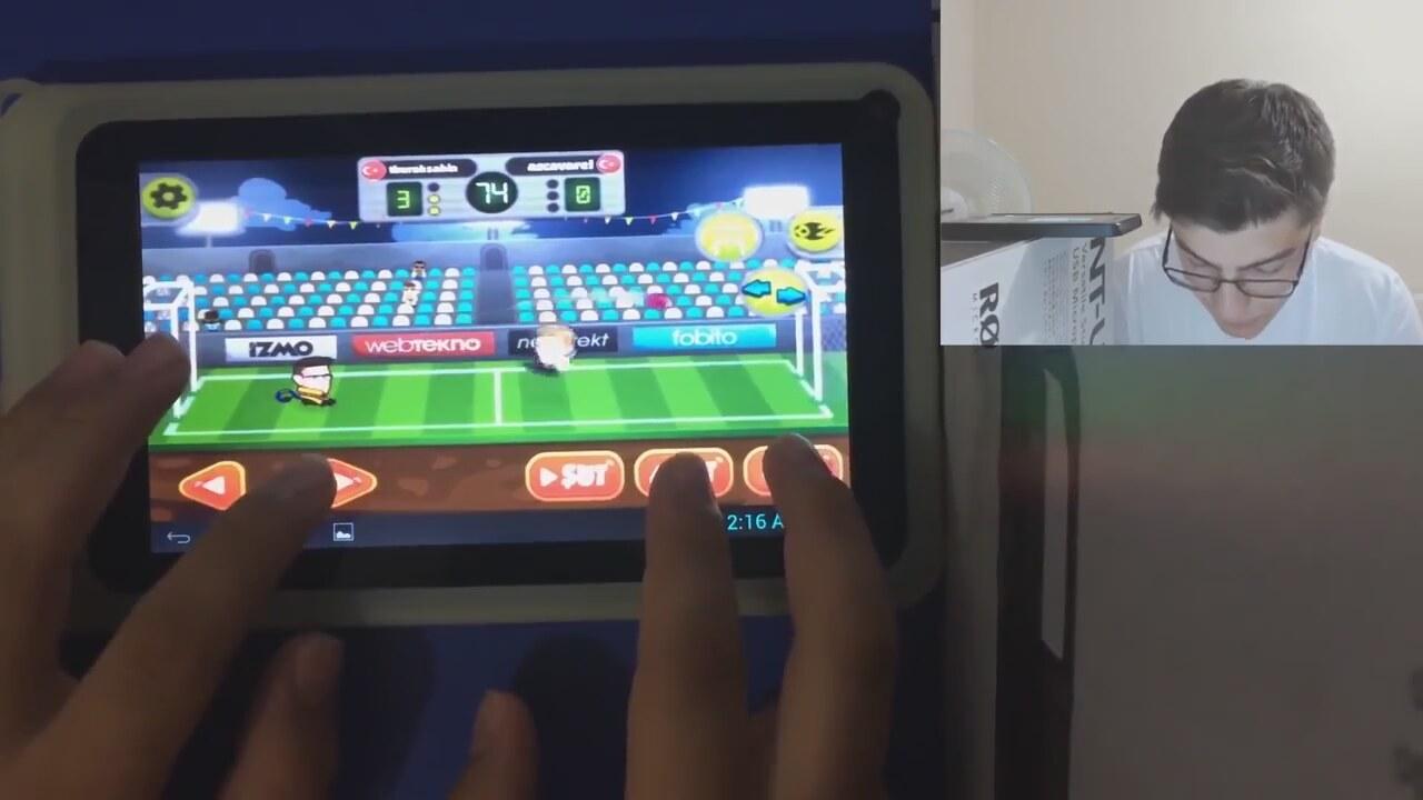 Burak Ile Mobil Oyun Online Kafa Topuyeni Bölüm Izlesenecom