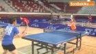 Yıldız-Genç Masa Tenisi Avrupa Şampiyonası'na Doğru