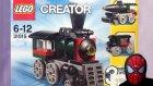 Lego Creator Oyuncak Tren Yapboz 31015