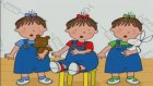 üçüzler | Tessa 'nın Kolu Acıyor - Çizgi Film Türkçe izle