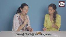 Yabancılar Türk Yemeklerini Denerse: Mücver, Yaprak, Ciğer