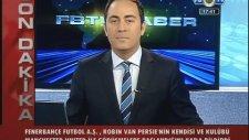 Robin Van Persie Fenerbahçe'de