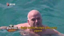Ahmet Çakar - Denize İşemeyi Çok Sevmişimdir (Beyaz Futbol Tatilde)