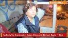 Kadıköy'de Kontrolden Çıkan Otomobil Dehşet Saçtı: 1 Ölü