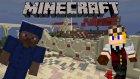 Minecraft Team Wars - HİLECİ MAVİ!
