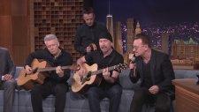 U2 - Ordinary LoveCanlı Performans