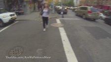 New York'ta Türbanlı ve Türbansız Sokakta Gezme Deneyi