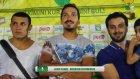 ÖzDeryam Kuyumculuk vs Galakticos Basın Toplantısı Antalya iddaa RakipBul Ligi 2015 Açılış Sezonu