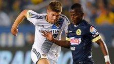 Gerrard oynadı, Galaxy kazandı!