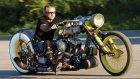 Dikkat Çekici Motosiklet - Rat Rod