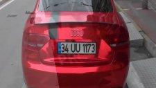 Audi A5 Folyo Kaplama