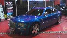 Chrysler 300C Folyo Kaplama
