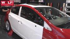 Honda Folyo Kaplama