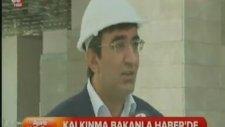 Kalkınma Bakanı Cevdet Yılmaz A HABER'e canlı yayın konuğu oldu