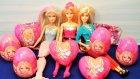 Barbie Sürpriz Yumurta - EvcilikTV Barbie Sürpriz Yumurtalar 1