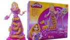 Disney Prensesler Rapunzel Play Doh Tasarım Seti Oyun Hamuru Oyuncak Tanıtımı OyunHamuruTV