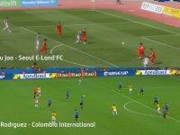 James Rodriguez'in Dünya Kupası'ndaki Golünün Aynısı Atan Koreli