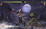 Shao Kahn'ın Kemik Kırma Performansı Mortal Kombat