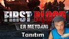First Blood | Tanıtım | Türkiye'nin İlk Web Tabanlı FPS Oyunu