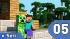 Minecraft Günlükleri - 5. Bölüm #türkçe