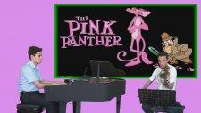 Pembe Panter Keman Ve Piyano Düet Çizgi Film Enstrümantal Fon Müziği Sinema Film Jenerik Müzik