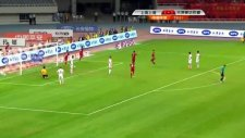 Asamoah Gyan'dan Müthiş Gol!
