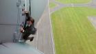 Tom Cruise'un Dublör Kullanmadığı Uçak Sahnesi