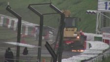 Jules Bianchi'nin Suzuka'daki dehşet verici kazası