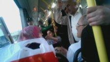 Lan Adamlığı Öğretme Bana - Otobüs Kavgası