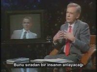 Stephen Hawking ve Carl Sagan (Tanrı ve Evren Üzerine Söyleşi - 1988)