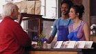Vücudu Boyanmış Çıplak Kafe Çalışanlarından New York'lulara Sabah Sürprizi