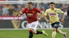 Club America 0-1 Manchester United - Maç Özeti (18.7.2015)