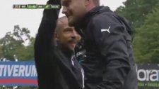 Larsson'dan Harika Gol!