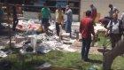Şanlıurfa Suruç'ta Şiddetli Patlama (Olay Yerinden Görüntüler)