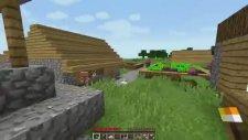 Minecraft sezon-2 1.bölüm ilk Gece