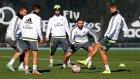 Real Madrid Antrenmanında Eğlenceli Anlar