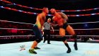 John Cena vs Randy Orton Royal Rumble 2014 Özet HD